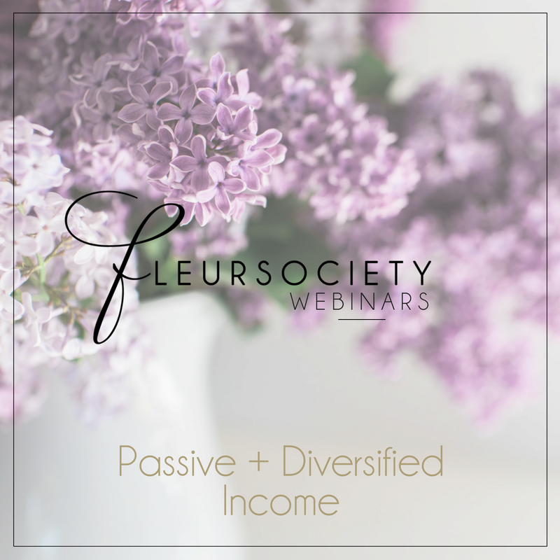 Fleursociety Passive and Diversified Income