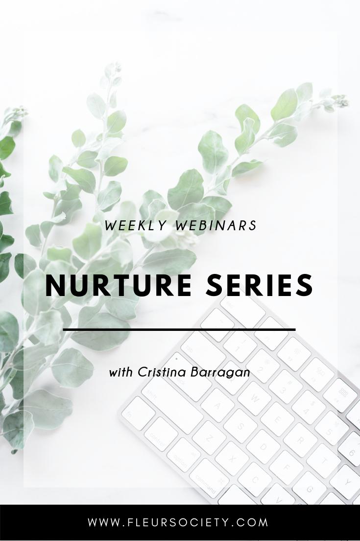 Fleursociety Cristina Barragan Nurture Email Marketing