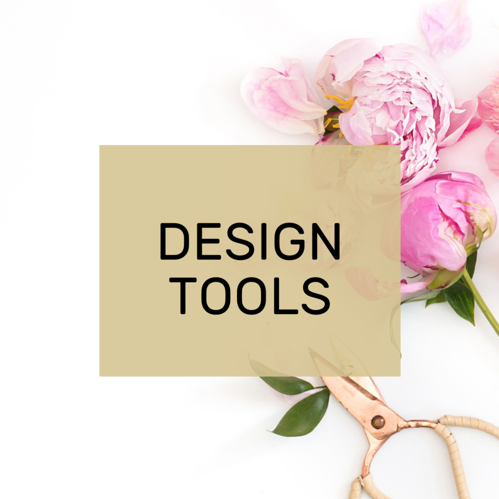 Fleursociety Design Tools