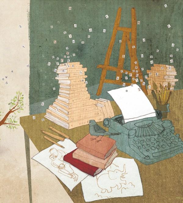 Ilustración de Matthew Burgess.