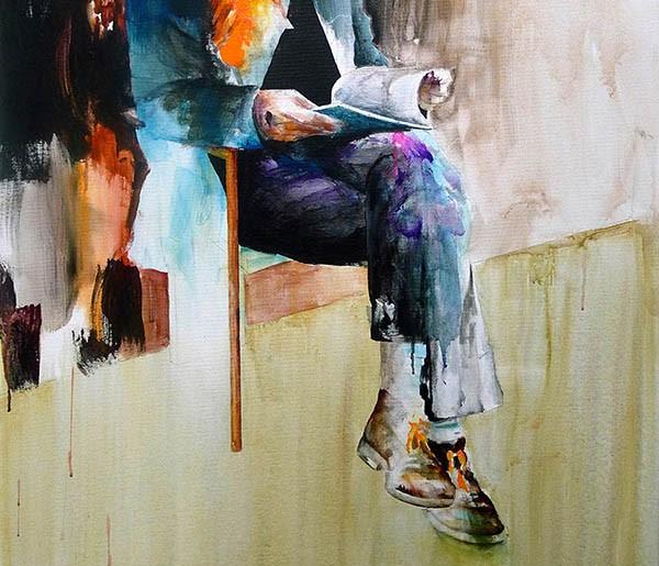 Ilustración de Lars Eje Larsson.