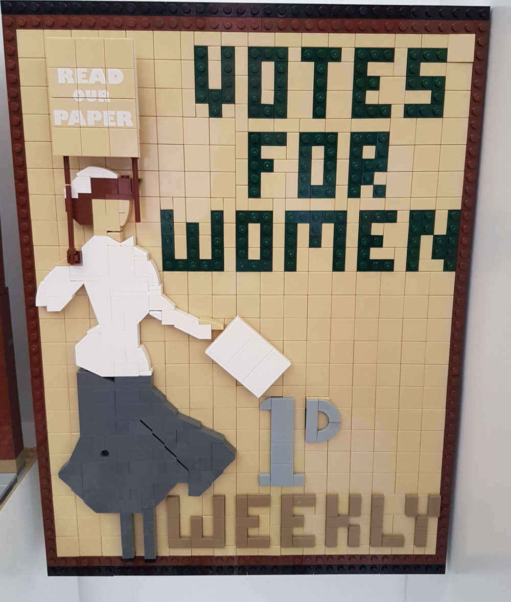 Celebrating the North-East's suffrage past