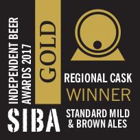 Cask Gold Square logo Regional_standard mild _ brown ales.png
