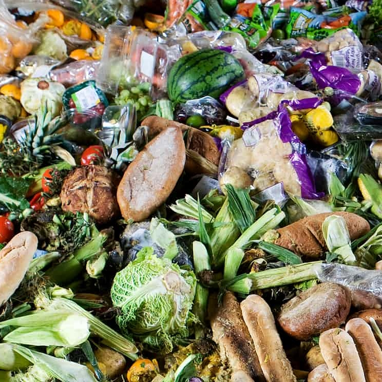WHY?  - THE PROBLEM: FOOD WASTE IN THE UK