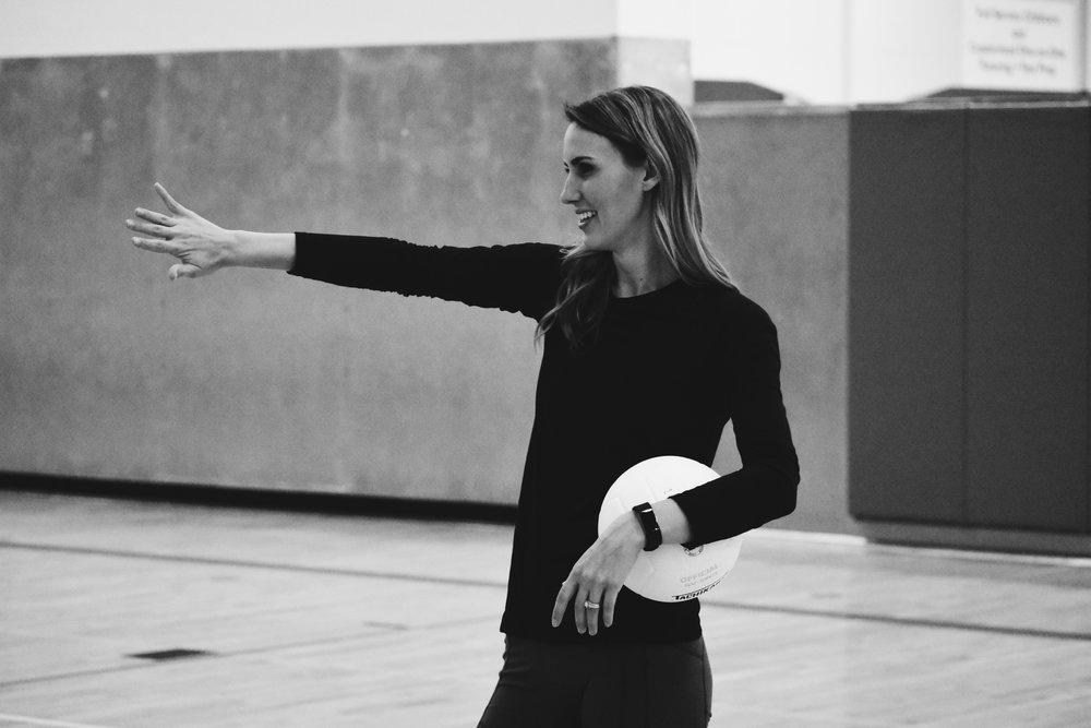 Whitney Bartiuk Coaching Volleyball.JPG