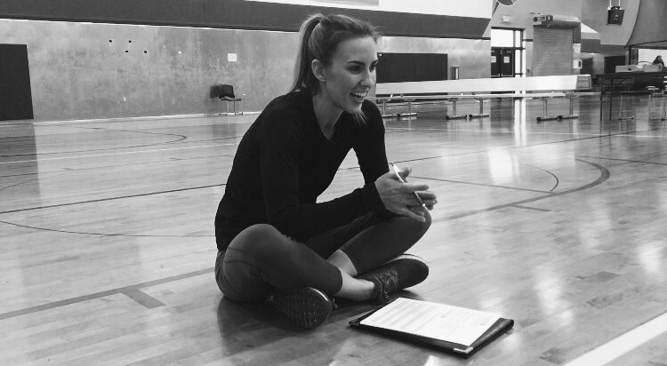 Running private lessons is my favorite way to teach! You get to connect with the athlete and see how you make a difference in their volleyball career.