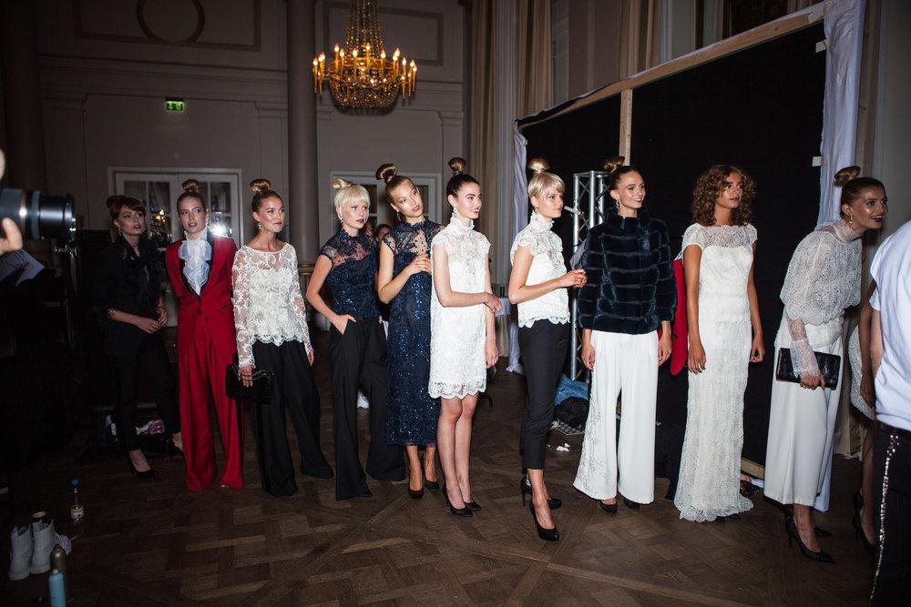 Design by Stasia // Photo by Copenhagen Fashion Week