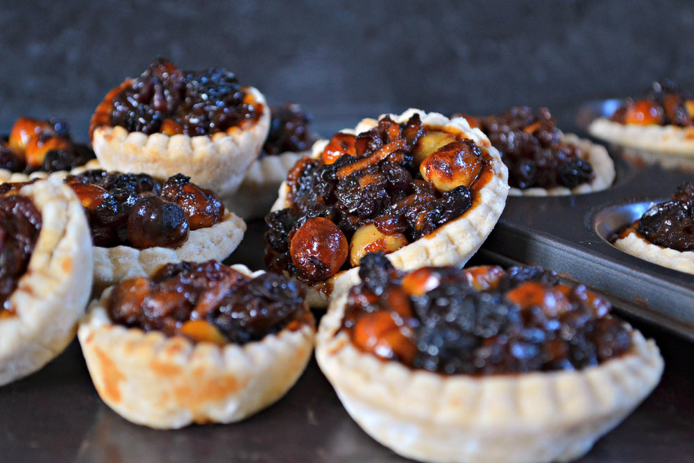 Vegan Mince Pies - Ally The Earthling