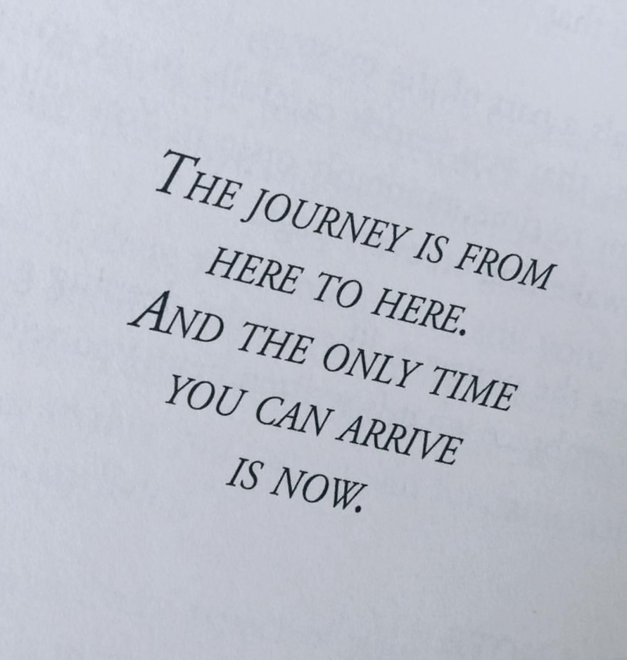 Quote from Journey Into Now