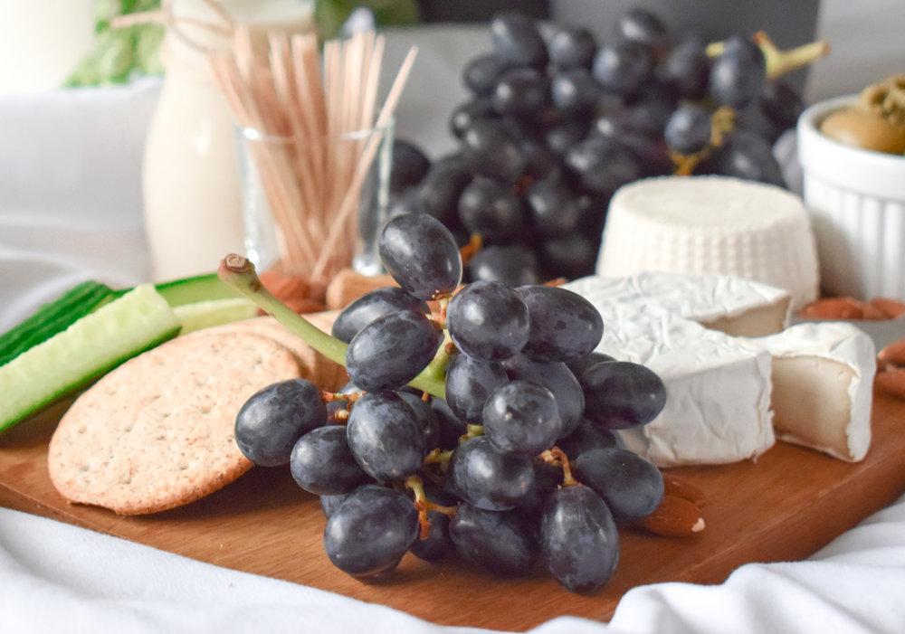 Vegan Cheese Platter