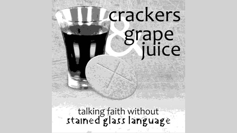 Crackers and Grape Juice - David talks story telling, pastoral care and the actors studio on Crackers and Grape Juice! This is an essential listen for anyone who feels compelled to break stigma and model vulnerability in faith communities.