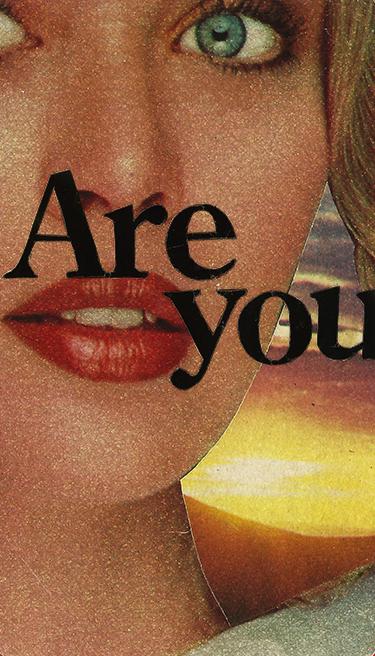 aren't you