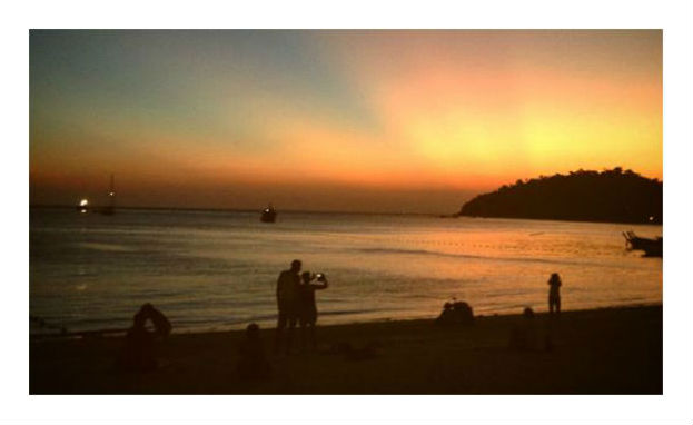 Narrative Travel Blog:  Oz Brown Goes East