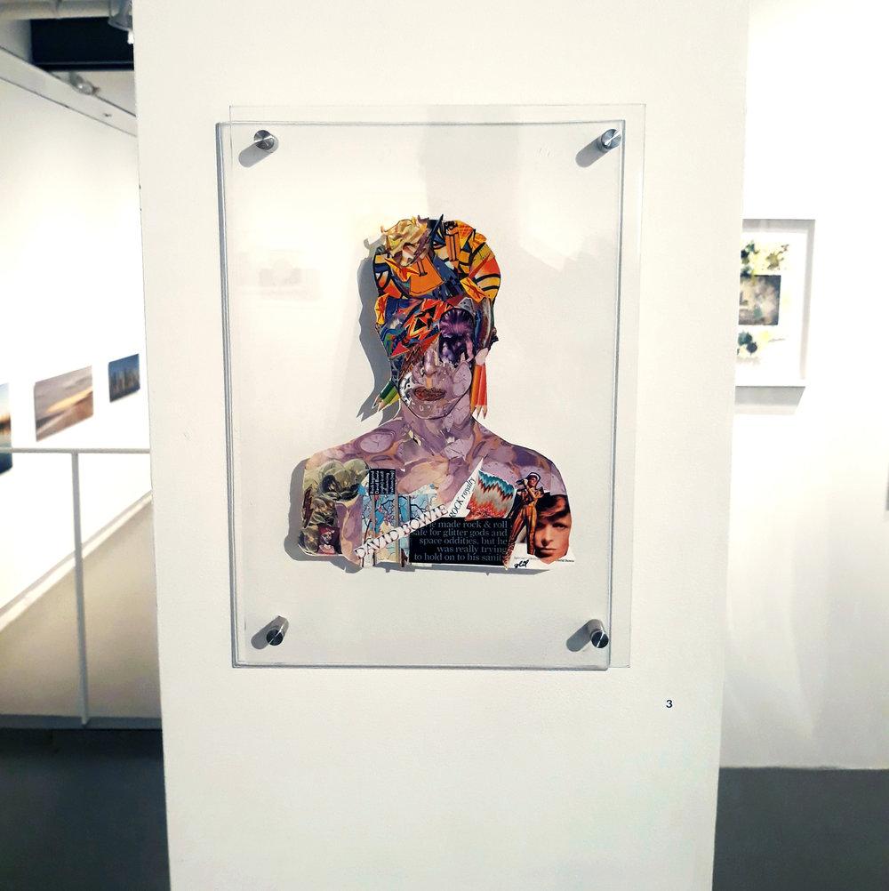 """DAVID BOWIE 3"" @ Agora Gallery New York"