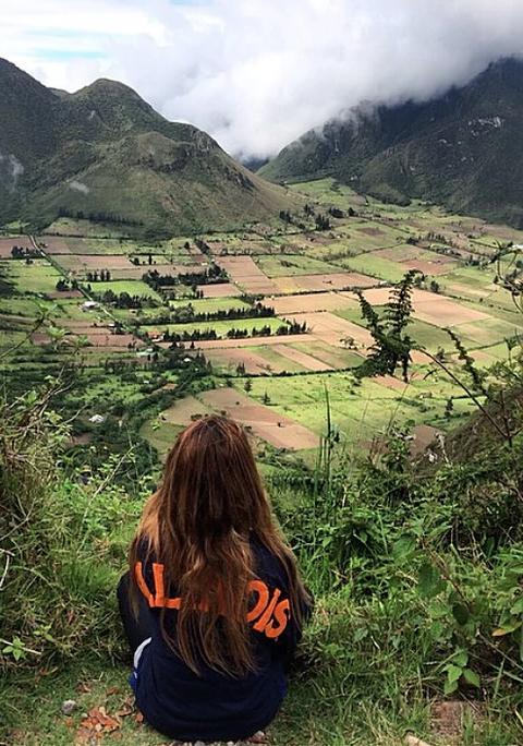 Pululahua, Ecuador