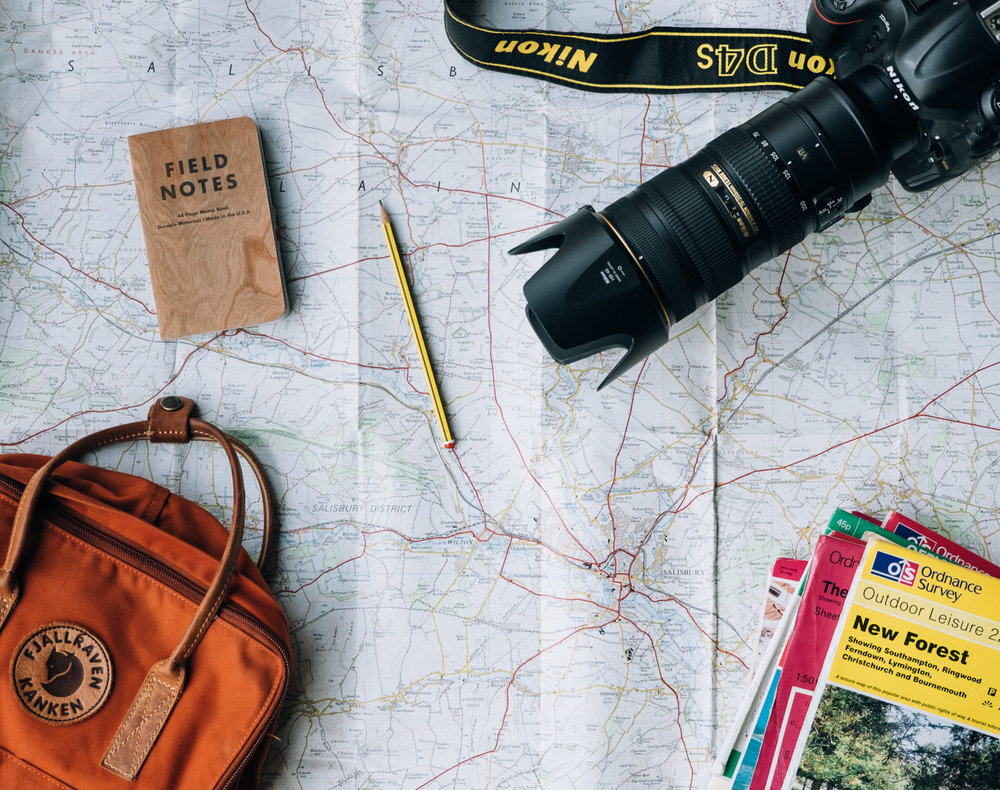 travelpacking