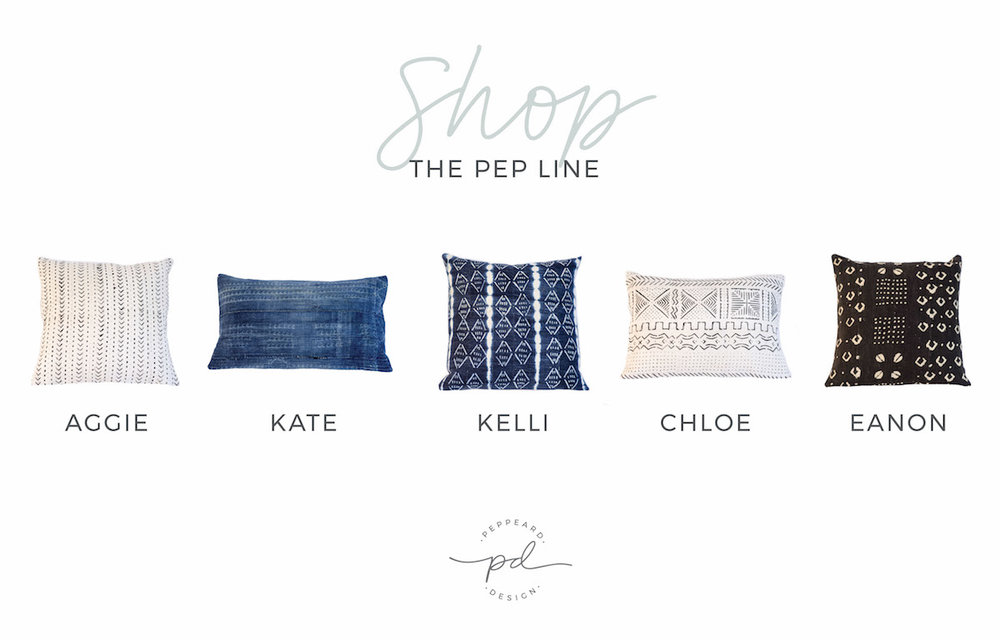 Shop the Pep Line