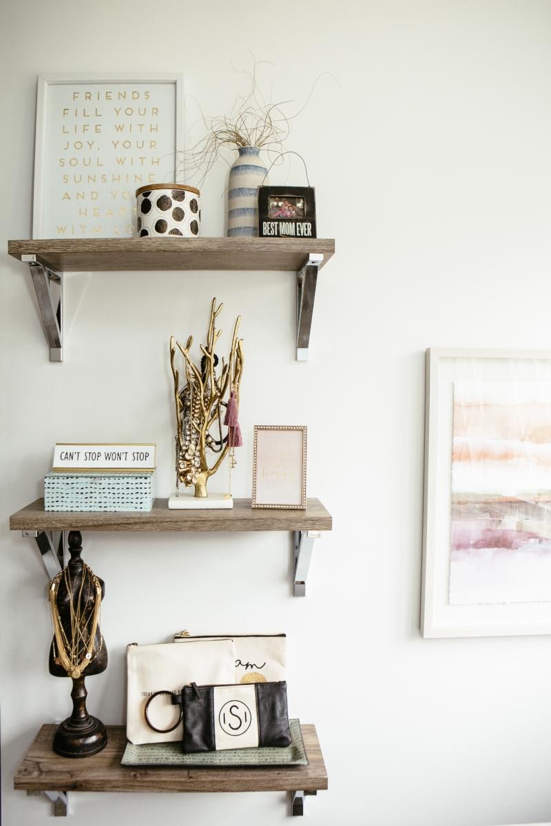 Shelf quote
