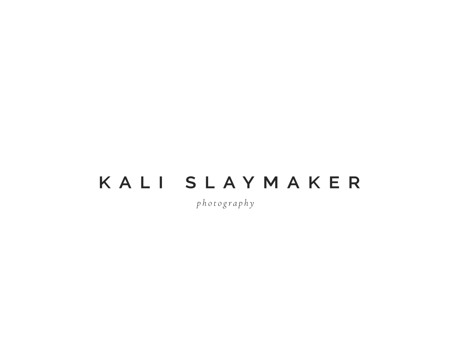 Kali Slaymaker - Iowa + Destination Wedding & Elopement Photographer