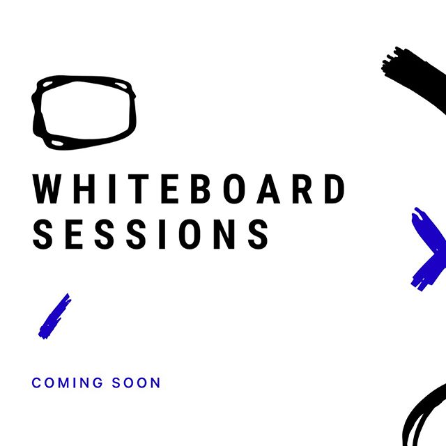Whiteboard Sessions is about sense-making. It's about the steps we take and the tools we use to make sense of projects, situations, and obstacles we face. . If you have been working at an agency or as a freelancer, or if you've had a side hustle for at least a year, then you have experienced all three acts of a project: the where do we begin, the messy middle, and the anxiety-inducing last 10%. As a working professional, you have no choice but to make sense of what's in front of you and make up for what's missing. Your ability to excel at putting these pieces together will determine how successful you and your work will be. . Join us: (link in bio) 🔜 Videos, podcasts, workshops, and other resources will be available. . For those who have seen this logo before...you're not seeing things. 😊Whiteboard Sessions was a conference created in 2008 by our friend, Ben Arment. Last year our team acquired the brand assets and domains. We can't wait to show you more. 👍🙌 . And we're also excited about releasing our first talk from @ggworldwide. Is playing it safe holding you back? #comingsoon