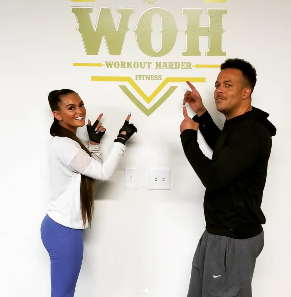 OUR TRAINERS ARE JUST        ASGOOD AS OUR CLIENTS - The name itself leads you to believe you will just workout harder than everyone else. Wrong! Workout Harder is the concept of working out smarter by inquiring the nutritional, resting and exercise knowledge to find out your why! Your why is the reason you decided to search for a trainer/gym in the first place. Your why is your motivation. It could be your health, appearance or any other reason. Our why is simple... it is to make sure that everyday you get better. The only way to do that is to be
