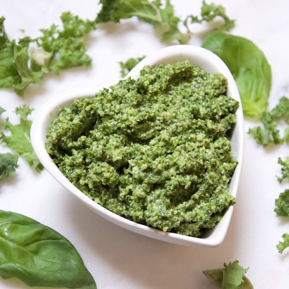 My kale and brazil nut pesto  recipe  is an amazing source of selenium and is delicious with a bowl of pasta!