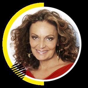Diane Von Furstenbergon Building Confidence -