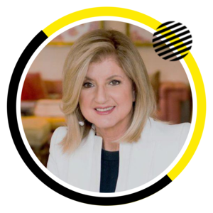 Arianna Huffingtonon Taking a Time Out -