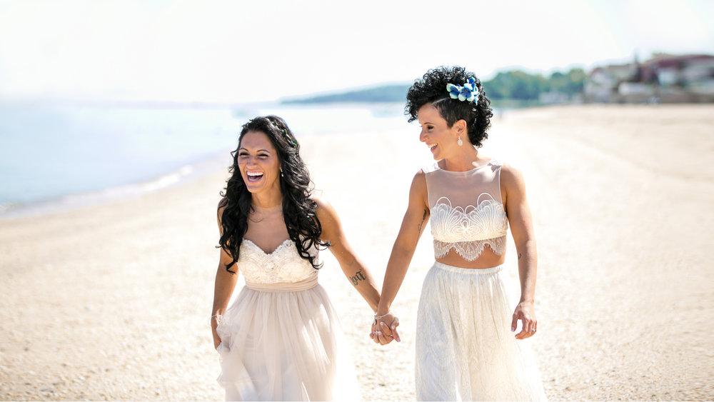 BAYVILLE, NY - bohemian brides