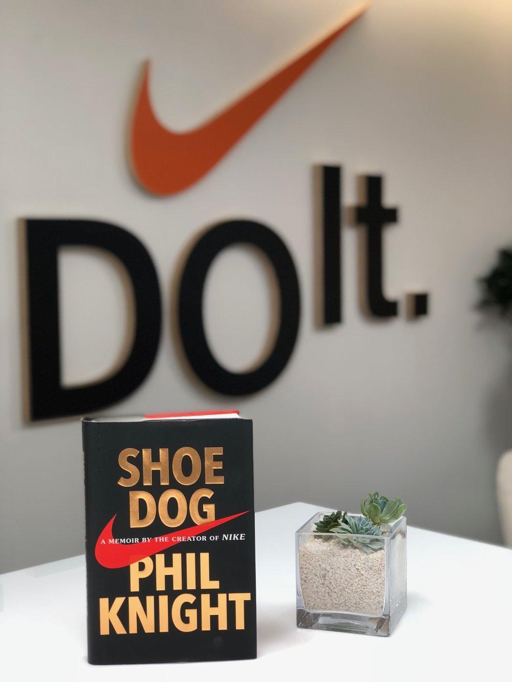 Just Do It Swoosh - Shoe Dog Book - Succulent Plant - PORTRAIT MODE.jpg