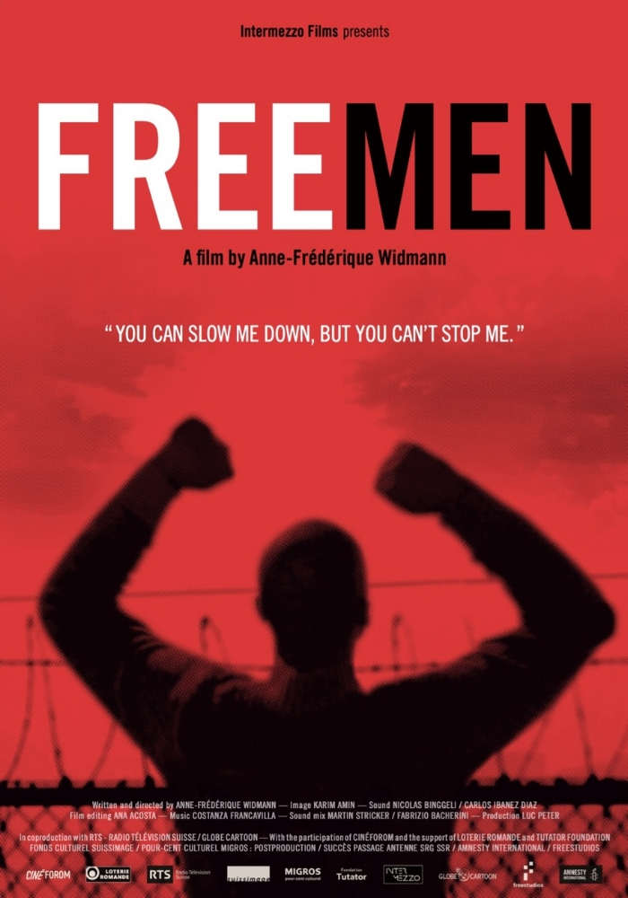 FREE MEN (2018) - A film telling the true story of Kenneth Reams, an Arkansas inmate sentenced to death for a crime he didn't commit. Highlight of the International Film Festival of Human Rights (CH) and Austin AFF (USA).