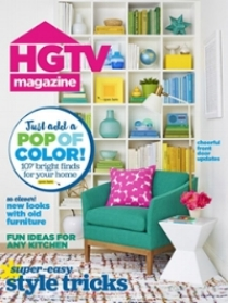 HGTV MAGAZINE May 2016
