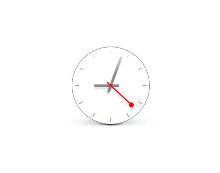 klokkeillustrasjon - spar tid med Styreplan