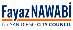 Fayaz Nawabi for San Diego 2018