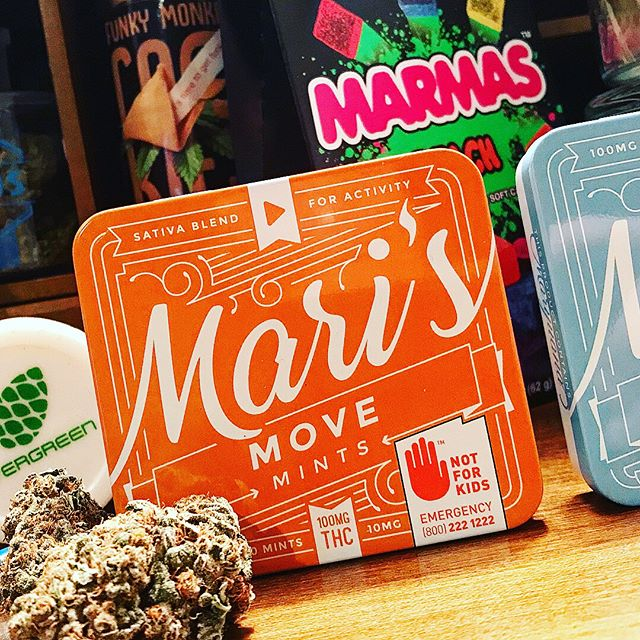 'Tis the season to be Mari! 🍃 Class up your stash with our delicious new infused mints! Available in Indica, Sativa, CBD and 1:1 varieties. L👀k for them in stores now! #movemints #retiremints #replenishmints #fulfillmints . . . #marismints #infusededibles #marime #thc #cbd #mints #sweettreats #washington #pnw #pnweed #cannabis #marijuana #weed #ganja #maryjane #thcedibles #cbdedibles #northwestcannabissolutions #nwcs #legalweed #cannabiscommunity #cannabisculture #i502 . . . . Warning: This product has intoxicating effects and may be habit forming. Smoking is hazardous to your health. There may be health risks associated with the consumption of this product. Should not be used by women that are pregnant or breast feeding. For use only by adults twenty-one and older. Keep out of reach of children. Marijuana can impair concentration, coordination, and judgement. Do not operate a vehicle or machinery under the influence of this drug. This product may be unlawful outside of Washington State.