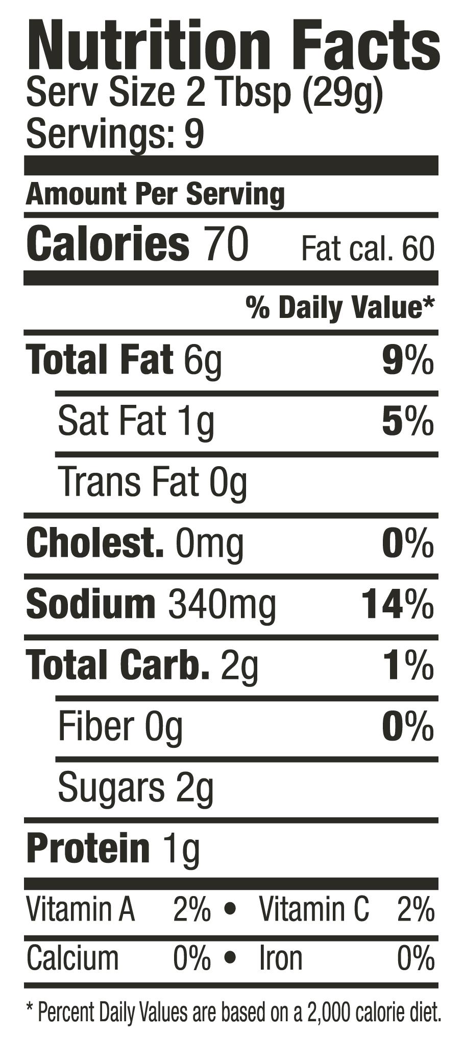 NutritionalFacts_BalsamicGinger_2018.png