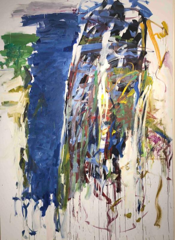 ARTBNK RTV$5,009,014 - JOAN MITCHELLUntitled, 1992Oil on canvas, 200 x 279.4 cm