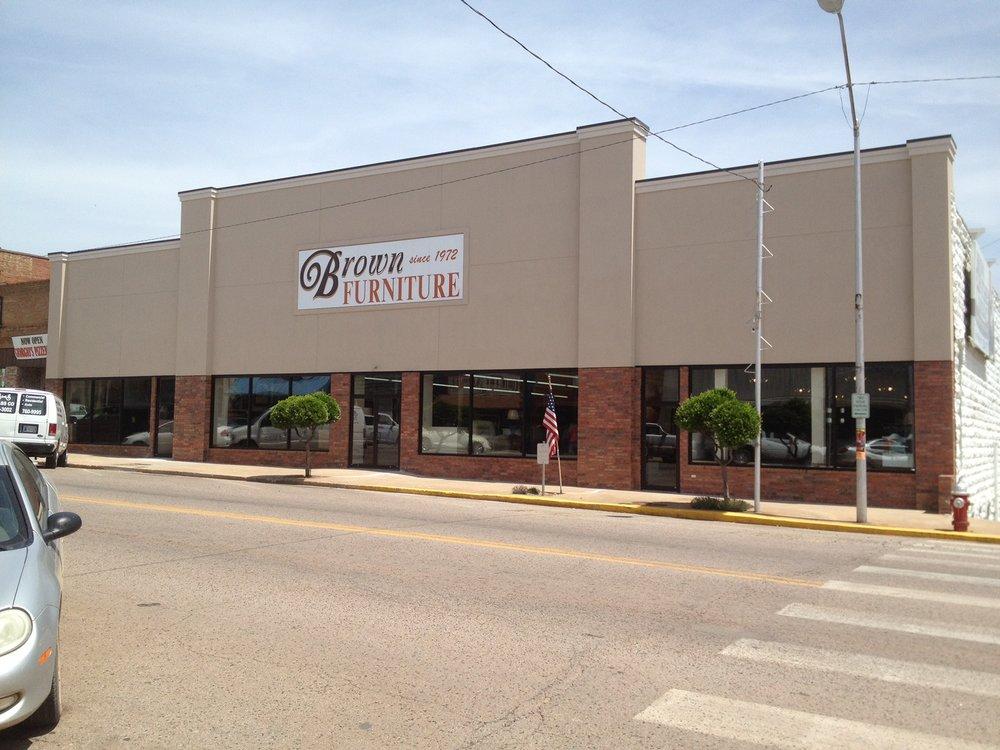 Modern Commercial Storefront Chandler Oklahoma
