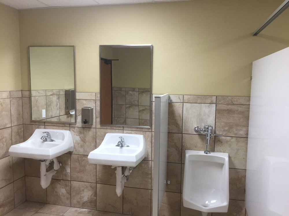 Fire Station Urinal Sink Plumbing Deer Creek Edmond