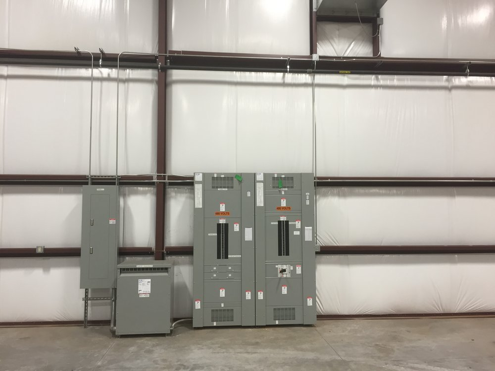 Oklahoma City OKC Cargill Heat Treatment interior industrial