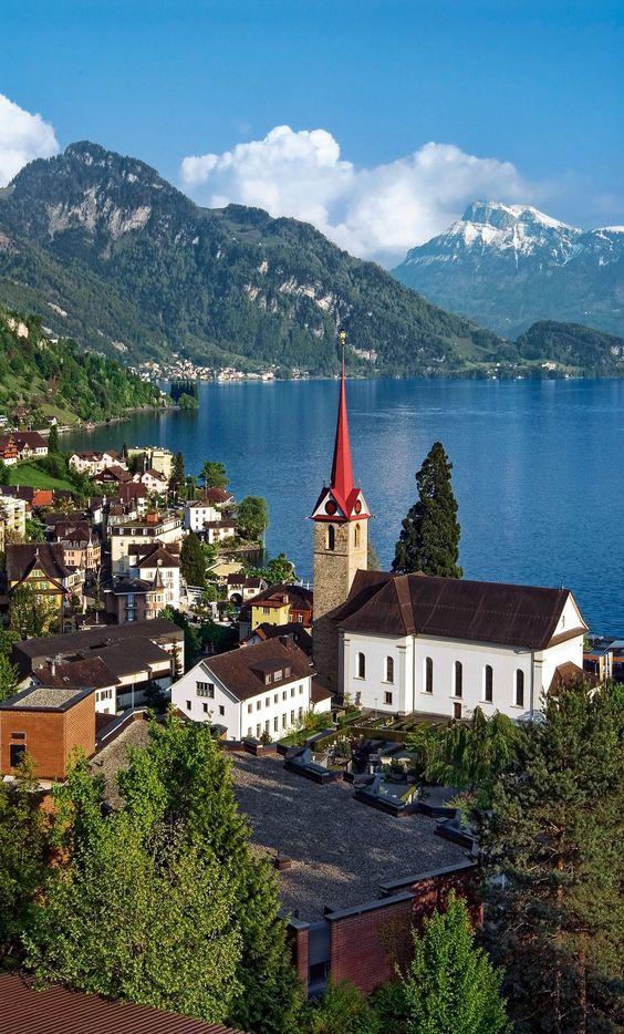 Destination Wedding Photographer Alps Lucerne 1