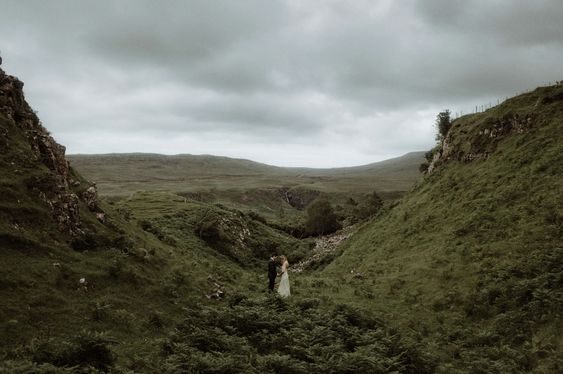Destination Wedding Photographer Isle of Skye Scotland