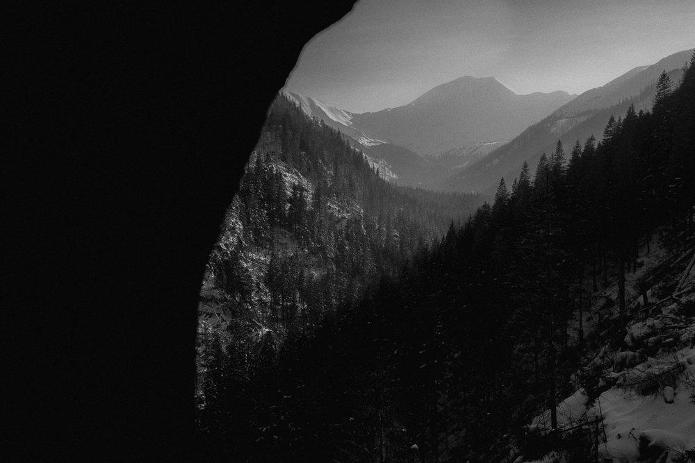Winter Dead Valley
