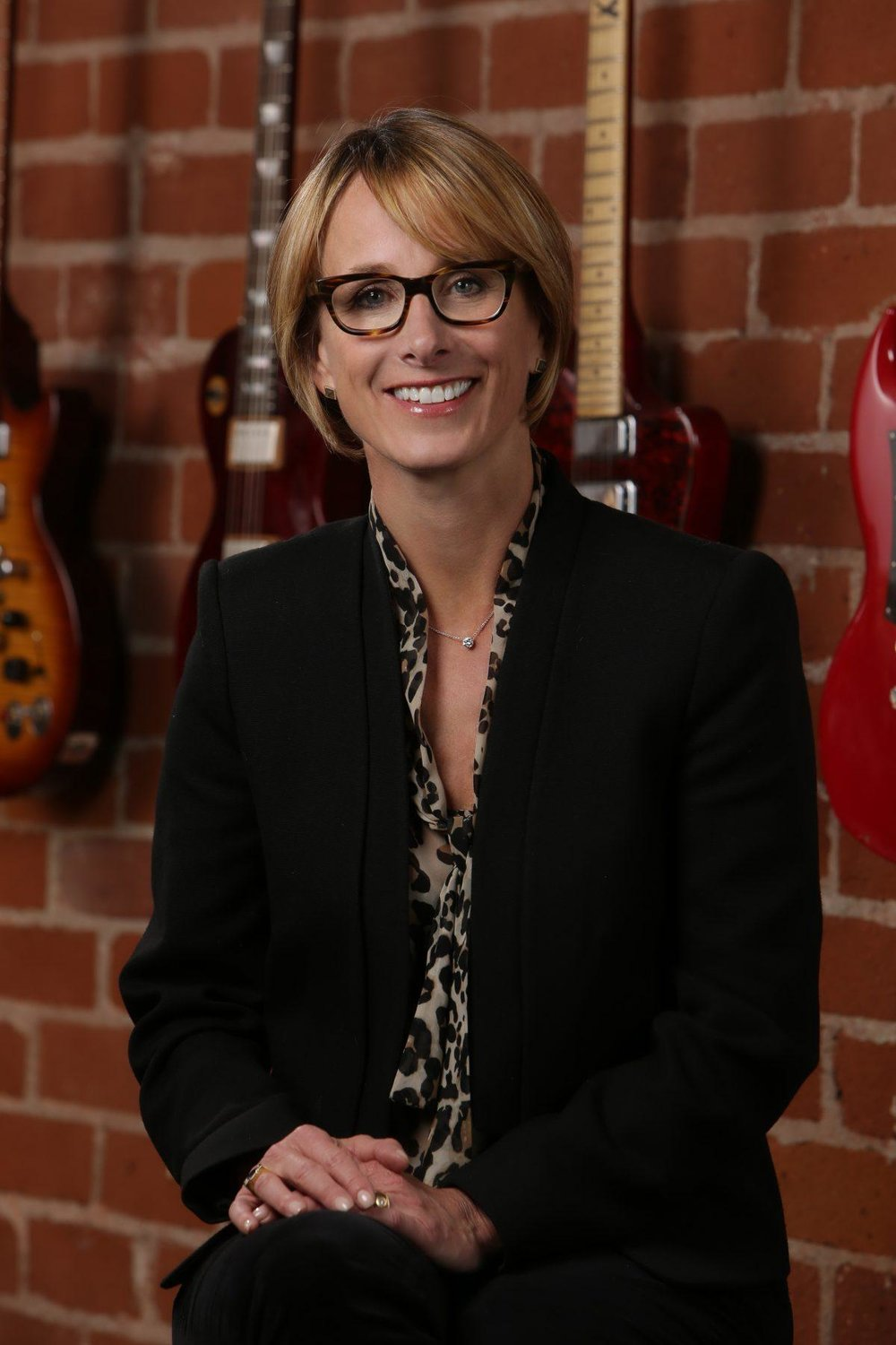Lisa Licht  - CMO, Live Nation