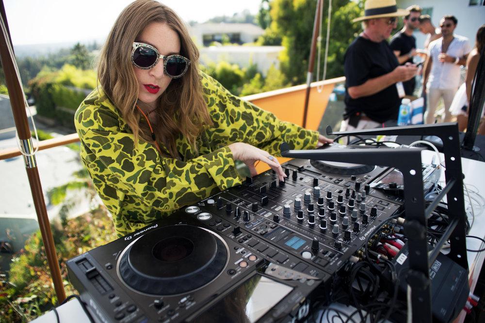 Denise Hewett  -Founder, Scriptd & DJ