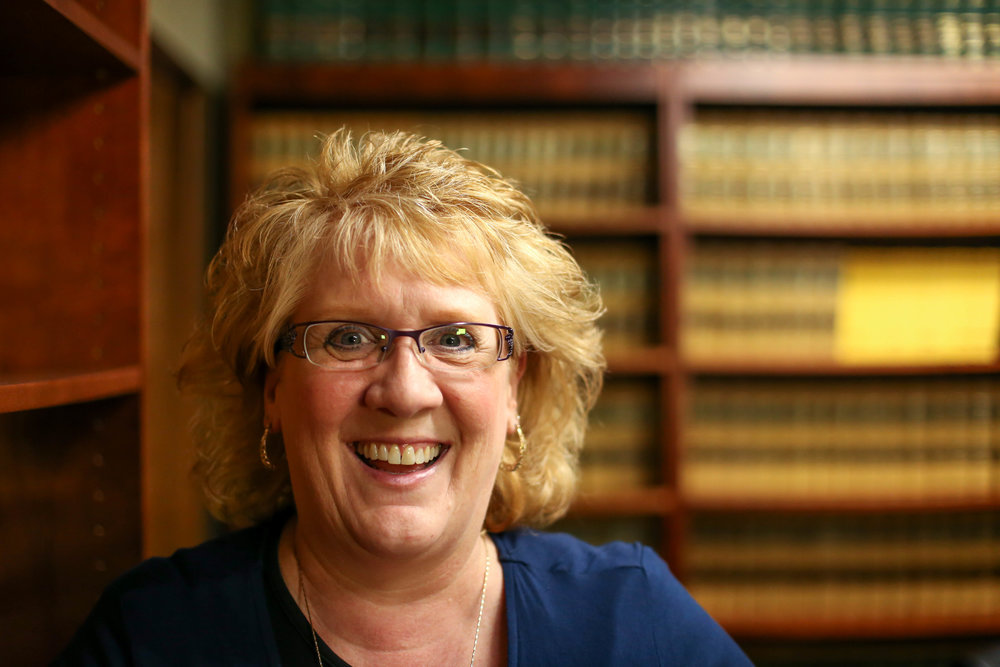 Linda Bolles, Legal Secretary