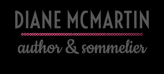 Diane McMartin, Sommelier & Author