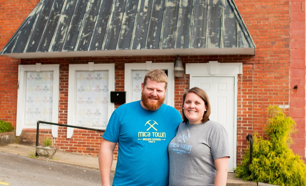 Mountain BizWorks - Client Success Story: Mica Town Brewing