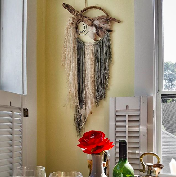 HUDSON CRAFT CO. - Hudson Craft Co. creates unique, handmade dream catchers which are inspired by both traditional Native American pieces and the beauty of the Hudson Valley. Each piece is handcrafted using high quality yarn, twine, feathers, Hudson River driftwood and various other materials, including some recycled items. Each dream catcher is truly one of a kind and is handmade in the Hudson Valley.