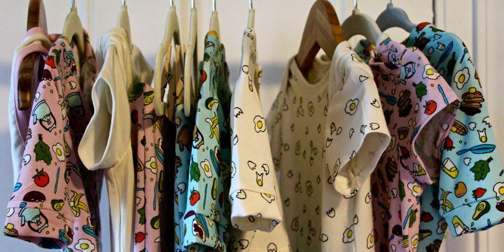 LUCKY BUG CLOTHING - Lucky Bug Clothing Company makes soft, adorable baby clothing that is ethically produced in New York, so that you and the child in your life can both be comfortable. Made from organic bamboo viscose jersey, Lucky Bug Clothing is designed with humorous, hand-drawn prints that are (almost) as cute as your little one.Soft, Stylish, Sustainable and Sweatshop-Free.